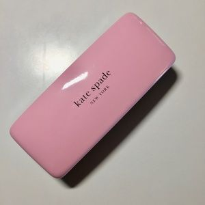 NEW Kate Spade Eyeglass Hard Case